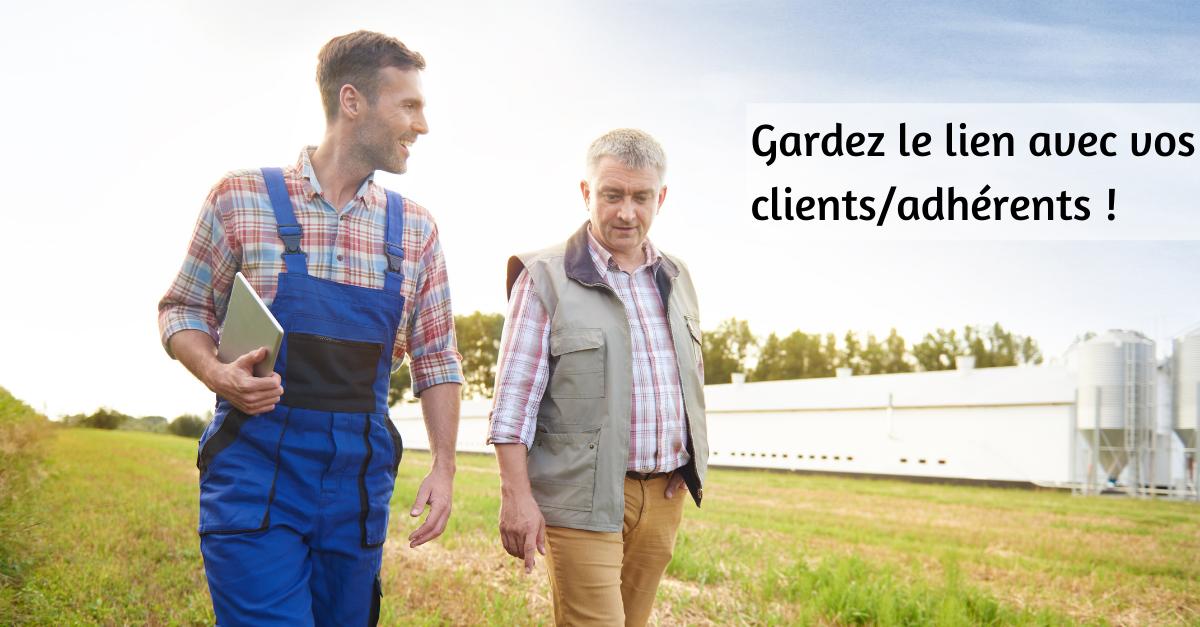 3 conseils pour renforcer la proximité avec vos adhérents/clients agri